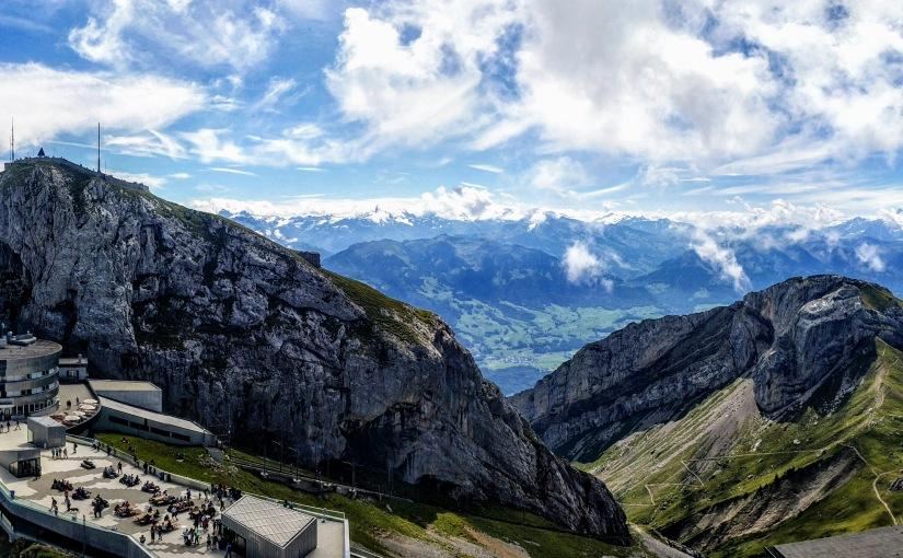 Adventuring through Switzerland's Lucerne, Interlaken andLauterbrunnen