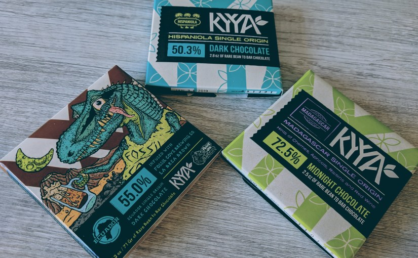 KYYA Chocolate by Where Woman Wanders