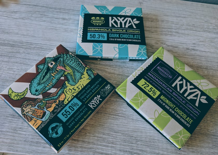 KYYA Chocolate by Where Woman Wanders