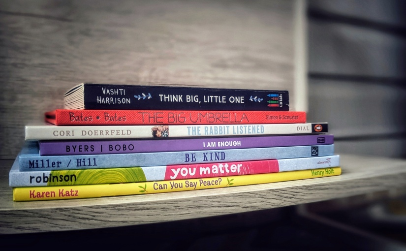 Children's Books with Positive Messages about Diversity, Emotions andPurpose